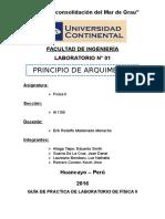 Guía de Laboratorio de Física II 2016