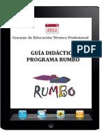 Guía Didáctica Rumbo 2