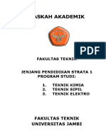Daftar Isi-naskah Akademik
