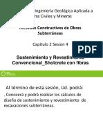 Revestimiento_Shotcrete Con Fibras_R Salas