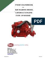 Owners Handbook BUKH DV 48 RME