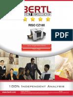 Manual Book Riso Cz 180