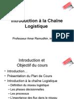Cours Ppt Logistique