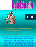 Psicologia Educativa A