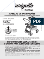 Manual Burigotto