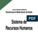 Sistema de Gestion RRHH