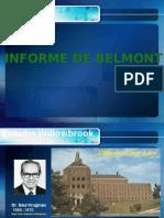 Informe Belmont
