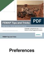 FS13-06 Femap TipsAndTricks SPLM Haines