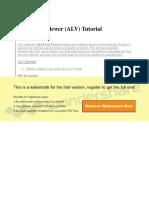 ABAP List Viewer
