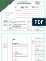 Plan Destrezas Para Clase Demostrativa Emprendimiento y Gestión