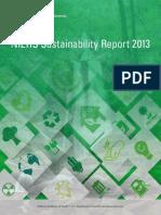 Niehs Sustainability Report 2013 508