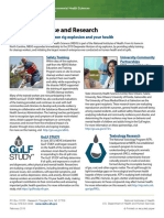 Oil Spill Response and Research 508