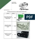 Catálogo de Productos Jaibita Electrónica