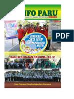 Buletin Info Paru Edisi 14 tahun 2015