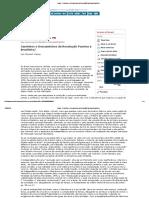 Dados - Caminhos e Descaminhos Da Revolução Passiva à Brasileira
