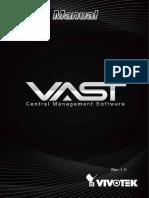 Vivotek - Manual Software VAST
