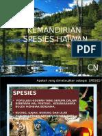4. Kemandirian spesies haiwan .pptx