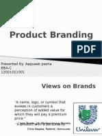 Branding Pp t