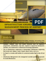infrastructure Engineering and Management Process of Airport.pptx.pdf