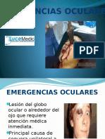Emergencias Oculares