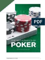 The Mathematics of Poker