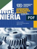 113 Plan de Estudios Ingenieria Industrial Sm