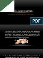MGA 0261 Desintegración (FEUM)