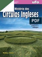 O Misterio Dos Circulos Ingleses Codigo LIV-012