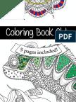 Free Coloring Book Sample