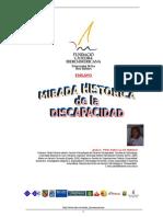 Mirada Historica de La Discapacidad