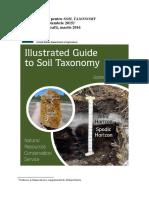 Ghid Ilustrat Pentru Soil Taxonomy (Versiunea 2.0. Septembrie 2015). Ultimul Draft, Martie 2016
