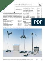Difracción y polarización de microondas