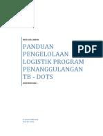 Panduan Logistik Tb Dots