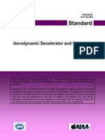S-017A-2000 (Aerodynamic Decelerator and Parachute Drawings)