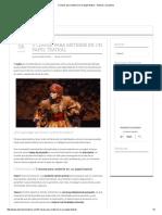5 Claves Para Meterse en Un Papel Teatral - Actores y Locutores