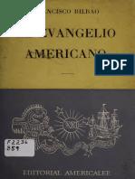 El evangelio  Americano Bilbao