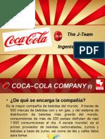 CocaCompany Dimensión competitiva