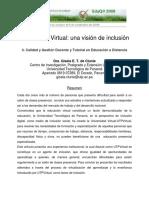Educación Virtual  Clunie