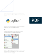 7. Python - Raspberry Pi Documentation