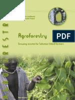 Handbook - Development of Rural Livelihoods in the Solomon Islands