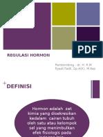 Regulasi Hormon