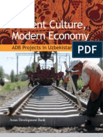 Ancient Culture, Modern Economy
