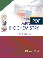 Textbook of Medical Biochemistry 3rd Ed (Dinesh Puri) [PDF][Tahir99] VRG