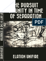 The Pursuit of Unity in Time of Separatio.doc