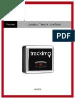 Trackimo Manual 2015