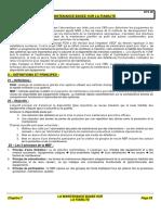 07 - La Maintenance Basée Sur La Fiabilité (MBF)