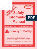 Conveyor Safety