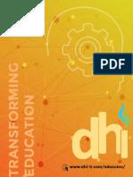 Dhi Brochure