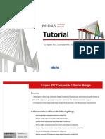 2-Span PSC Composite Girder Bridge