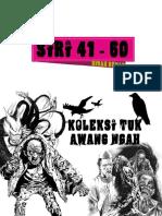 Tuk Awang Ngah Siri 41 - 60